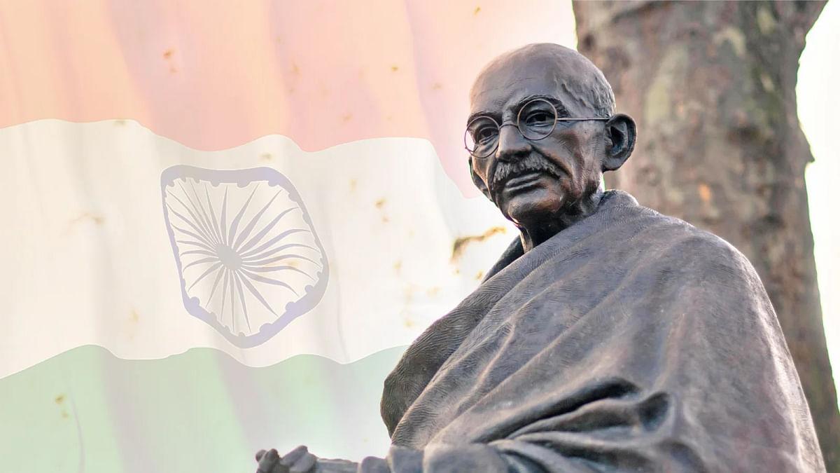 देश के लिए ही जीते थे 'गांधी'