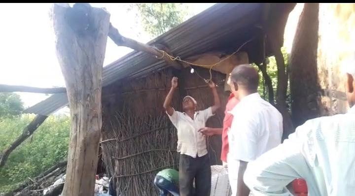 सागरः चोरी की मजबूरी ने खोली शासकीय योजनाओं की पोल