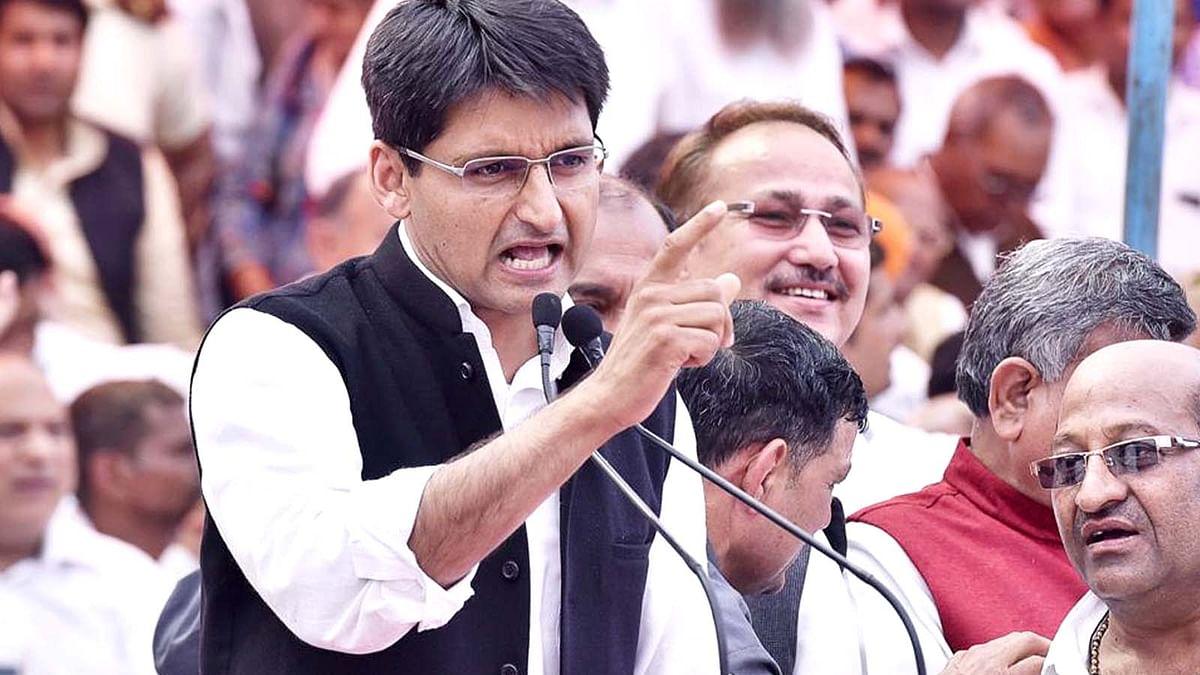 भाजपा को समर्थन देने वाले अपनी राजनीतिक कब्र खुद खोद रहे