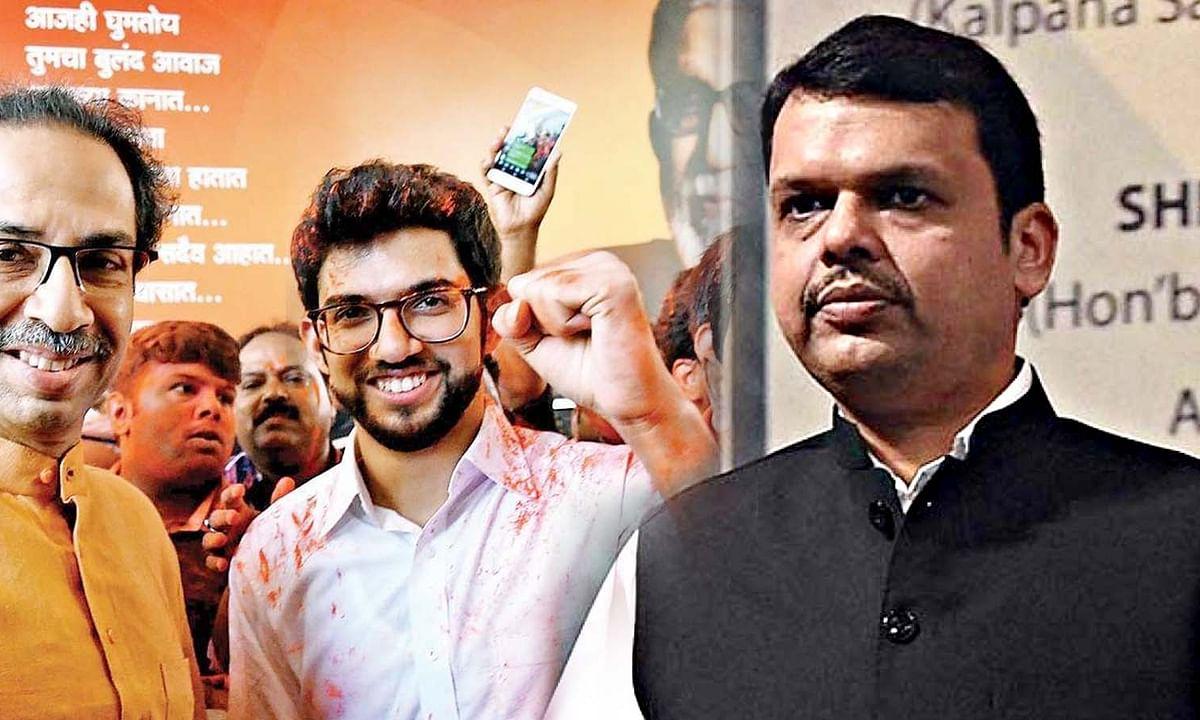 महाराष्ट्र: सत्ता के लिए शिवसेना ने मौका देख मारा चौका