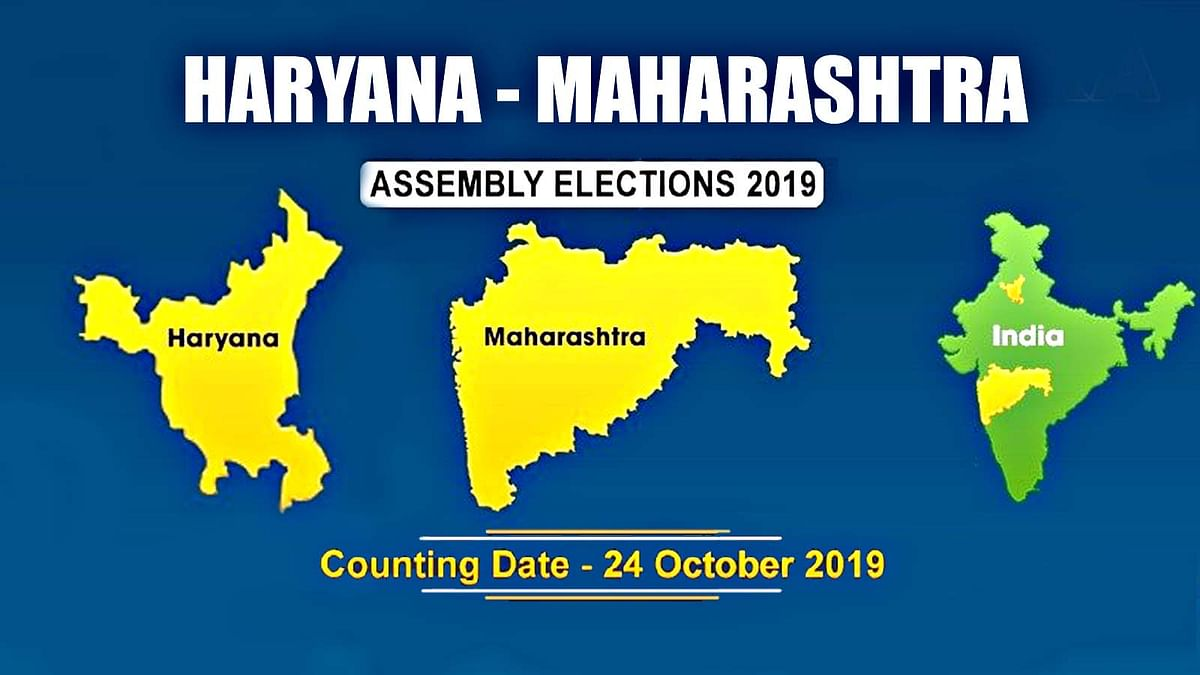 Haryana-Maharashtra Election 2019