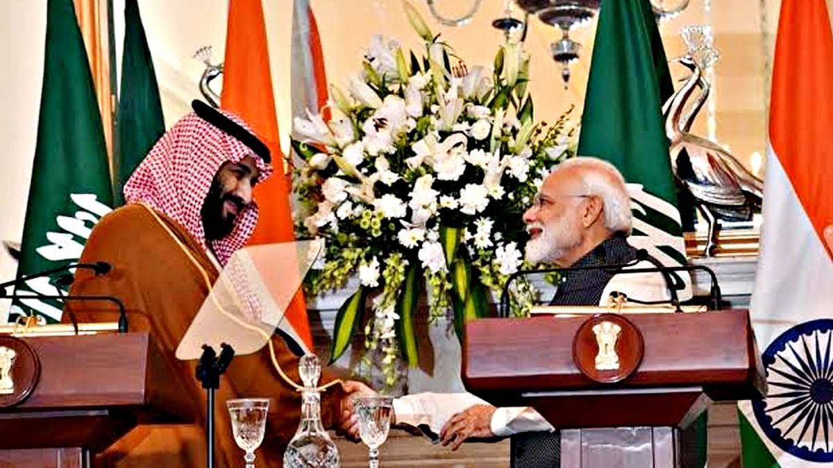 India-Saudi Arabia Agreements
