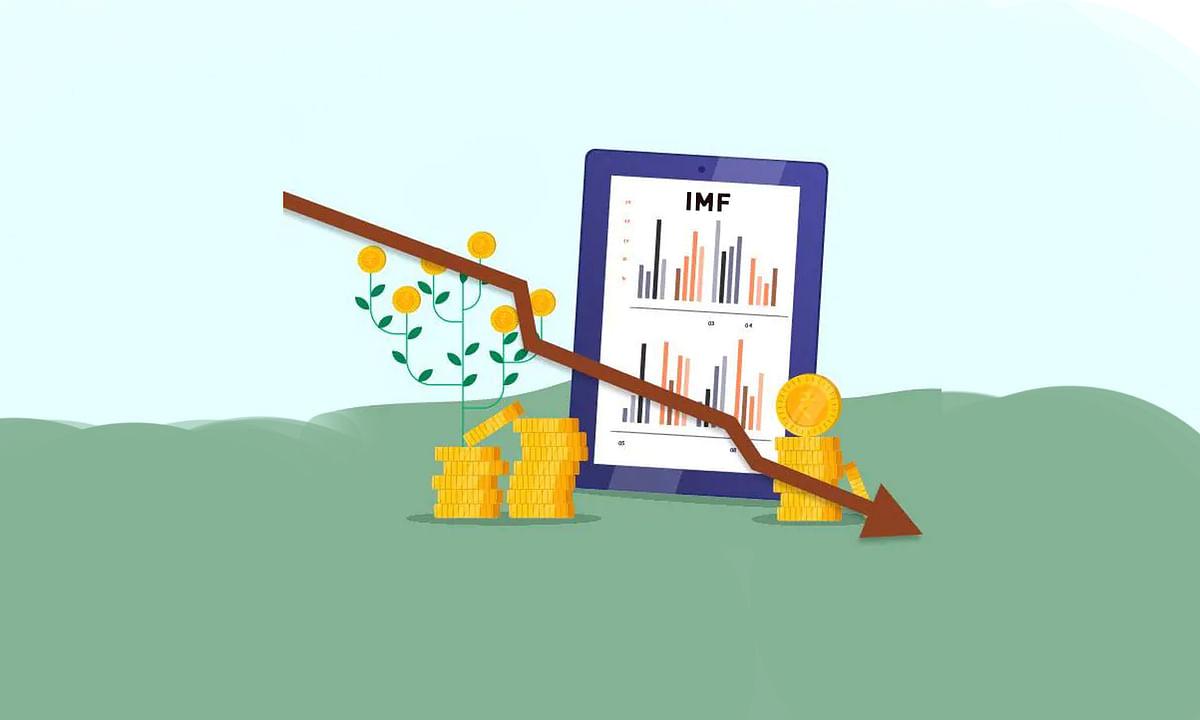 IMF ने घटाया भारत की इकॉनमी ग्रोथ दर का अनुमान