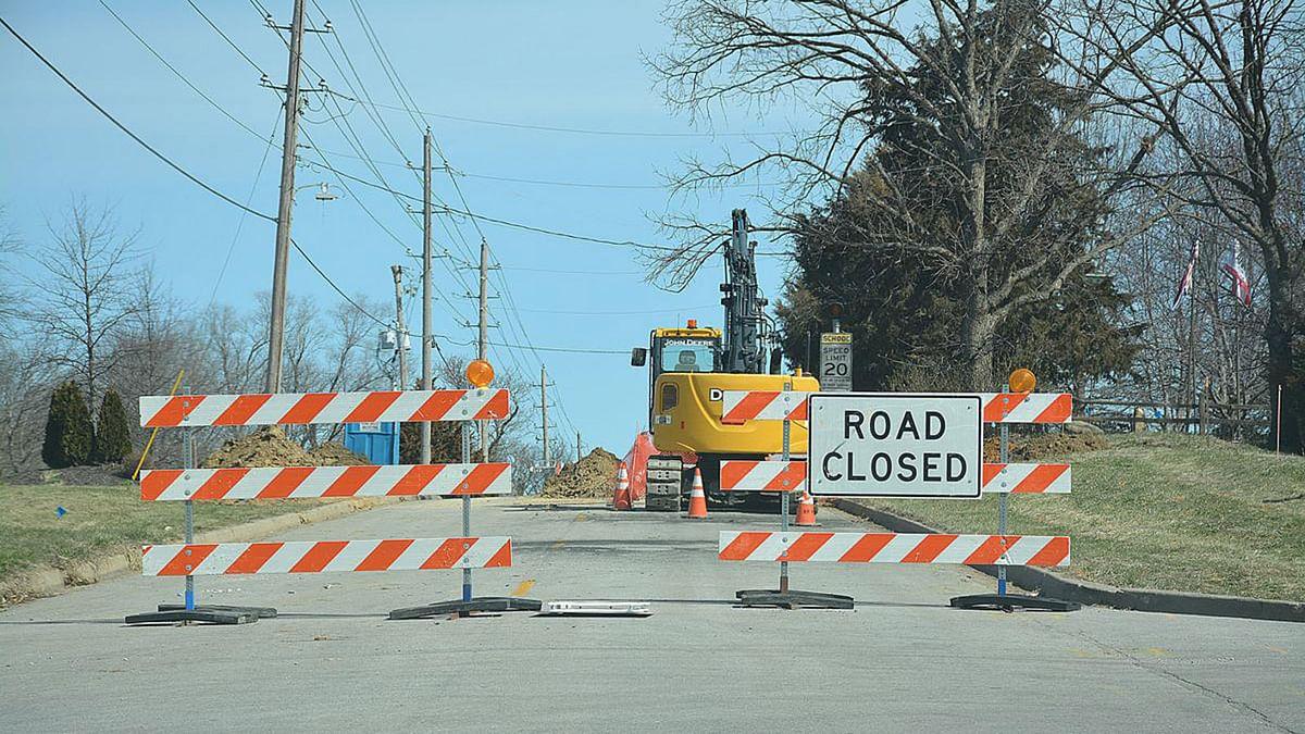 माता मंदिर और न्यू मार्केट के बीच सड़क अगले 45 दिनों तक बंद रहेगी