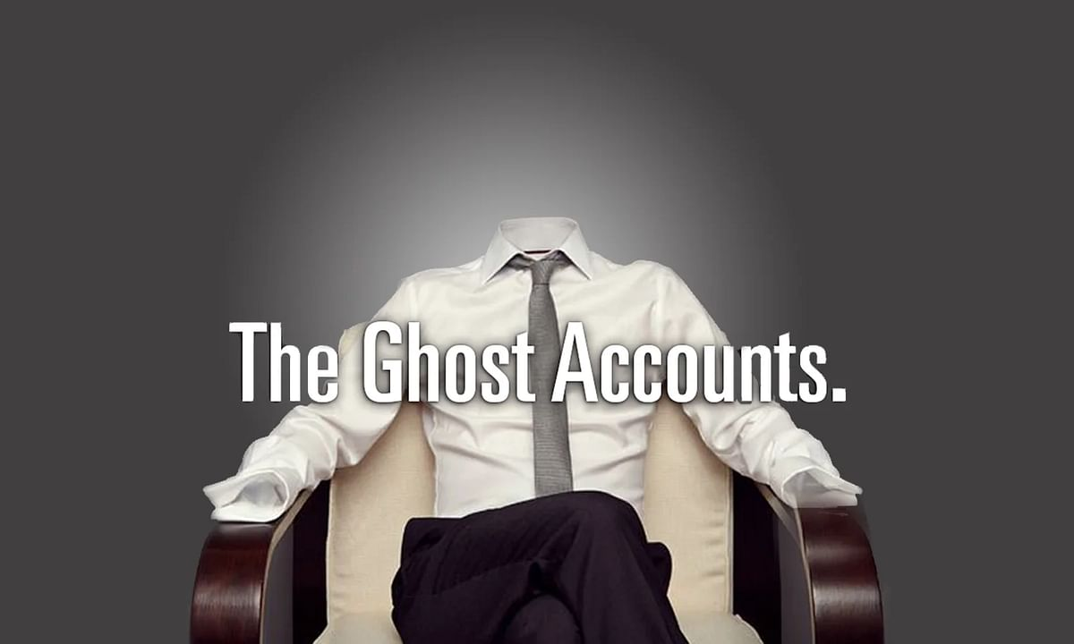 PMCB Ghost Accounts