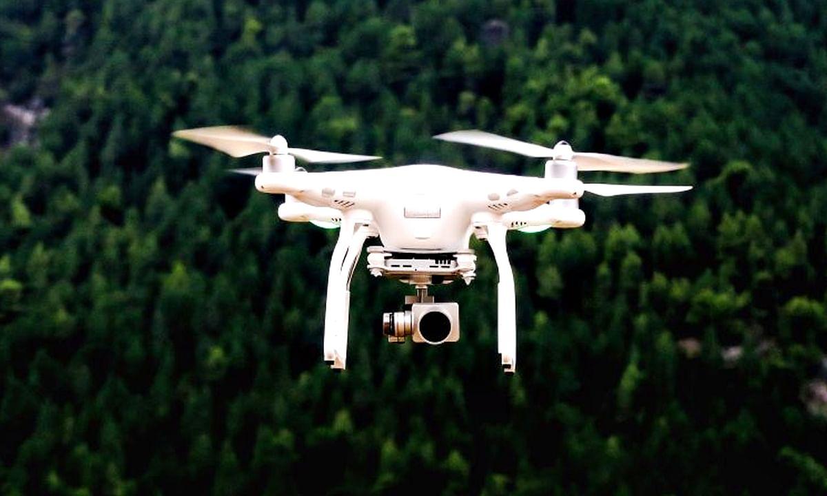 पंजाब: पाकिस्तान के 2 ड्रोन उड़ते हुए आए नजर, मची खलबली