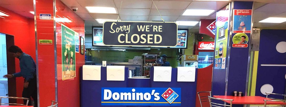 Domino's Closed