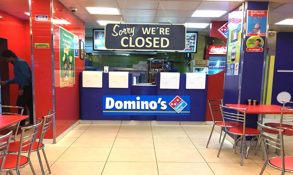 Domino's Closed