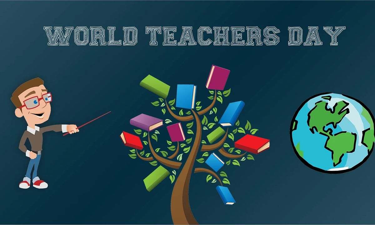 'विश्व शिक्षक दिवस' पर शिक्षकों की दिलचस्प कहानियाँ