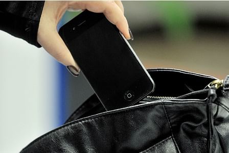 भोपालः  महिला अधिकारी का मोबाइल हुआ चोरी, थाने में रिपोर्ट दर्ज