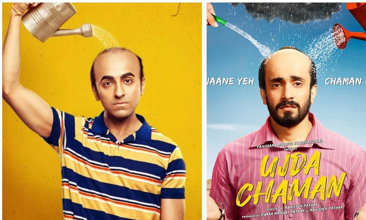 'बाला' और 'उजड़ा चमन' के बीच क्लैश, एक ही टॉपिक पर दो फिल्में