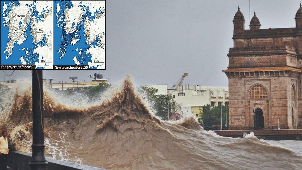 मुंबई होगा जलमग्न (ग्लोबल वॉर्मिंग)