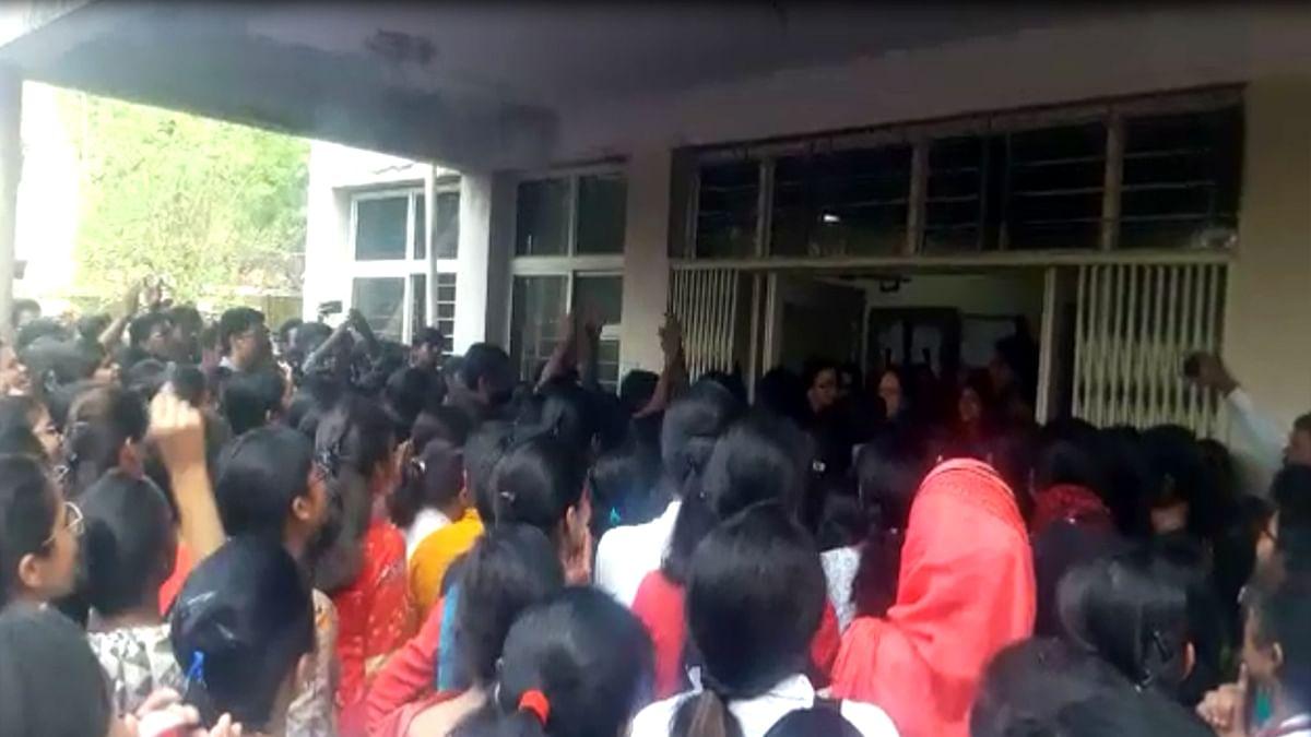 भोपाल: गर्ल्स हॉस्टल में घुसे लुटेरे, महिला डॉक्टर से की अभद्रता