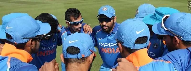बांग्लादेश के भारत दौरे के लिए भारतीय टीम का चयन