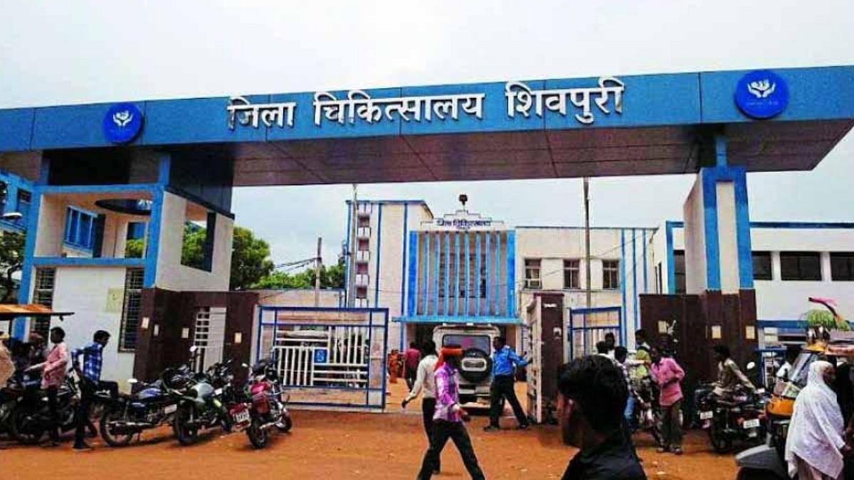 शिवपुरी: बदतर व्यवस्था को बयां करता शिवपुरी का जिला चिकित्सालय