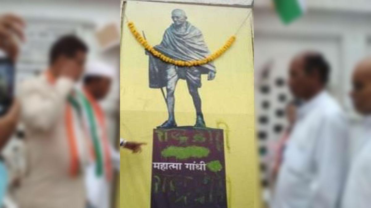 महात्मा गाँधी की 150वीं जयंती पर उन्हें देशद्रोही जताने की कोशिश