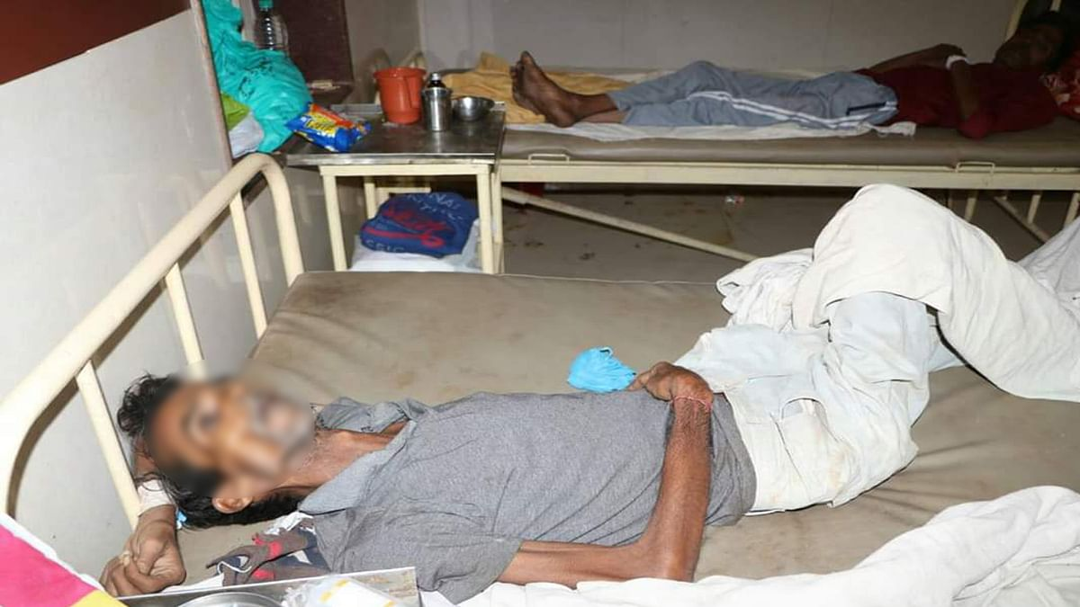 शिवपुरीःमानवता को शर्मसार करने वाली घटना पर सिंधिया ने दी प्रतिक्रिया