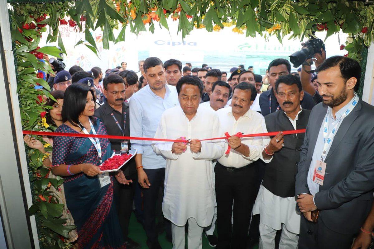 """मुख्यमंत्री ने इंदौर में """"मेग्नीफिसेंट एम.पी."""" का किया शुभारंभ"""