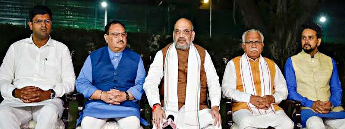 Haryana Chief Minister-Deputy Chief Minister