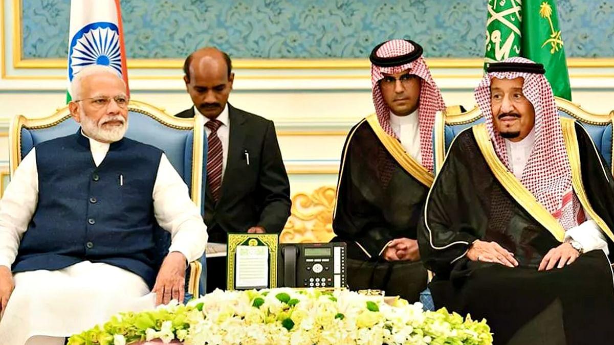 India-Saudi Arab