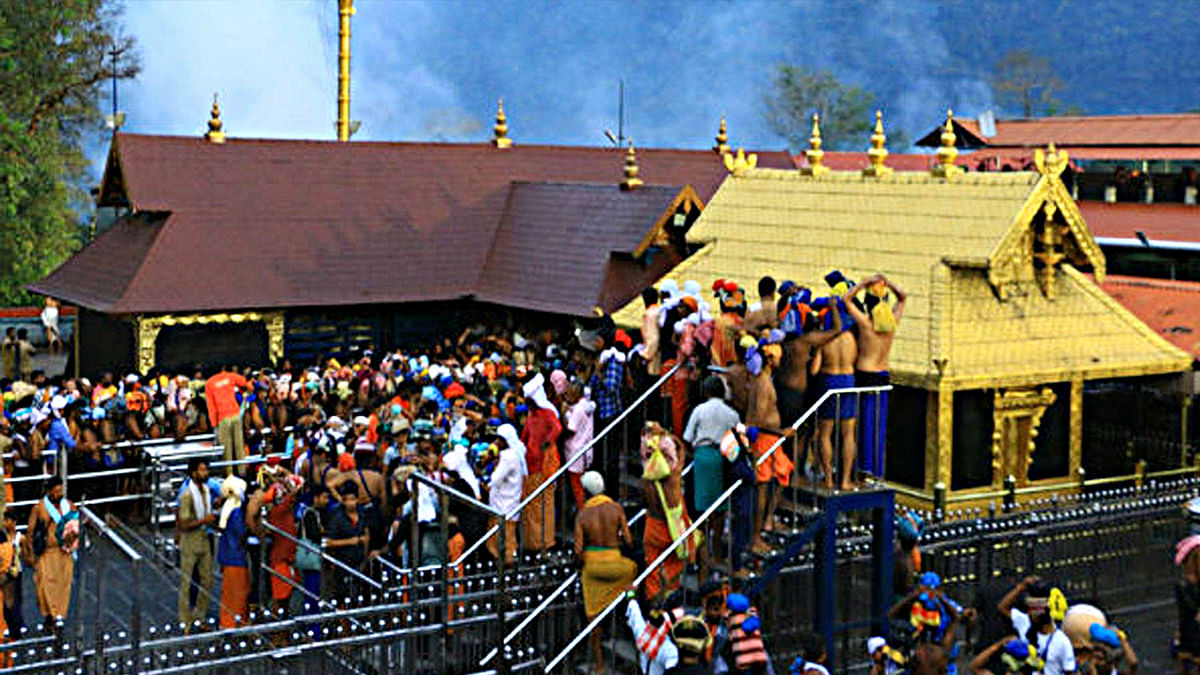Supreme Court Verdict On Sabarimala Temple