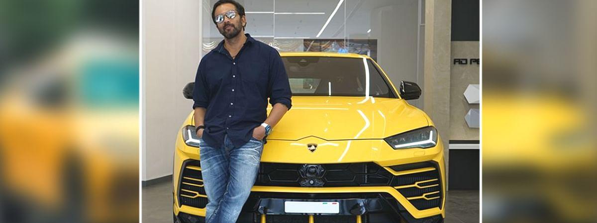 रोहित शेट्टी ने खरीदी SUV Lamborghini Urus