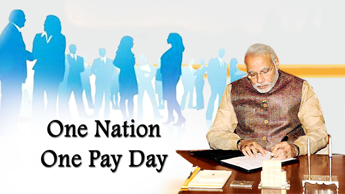 One Nation, One Pay Day