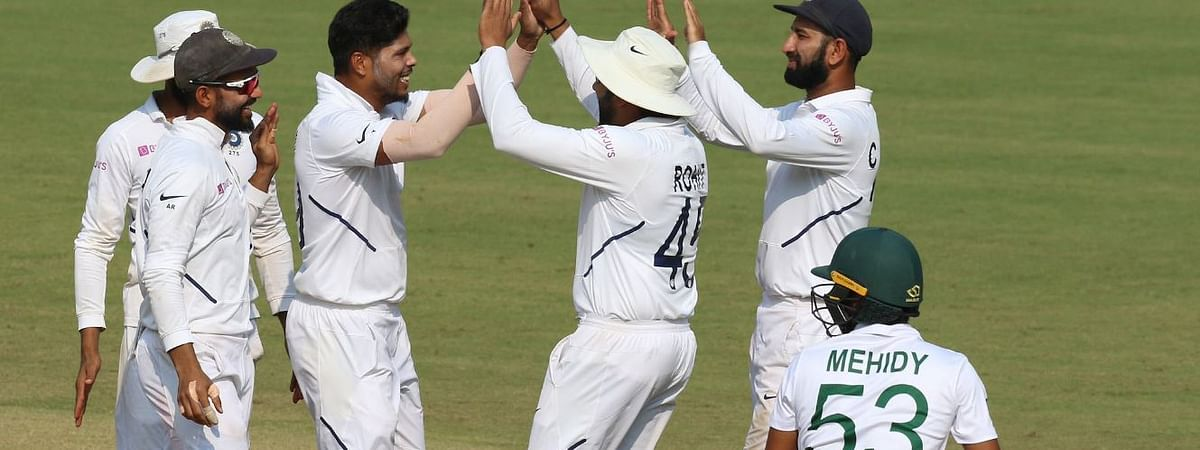 IND VS BAN: मुशफिकुर रहीम का अर्धशतक, भारत जीत से 2 विकेट दूर