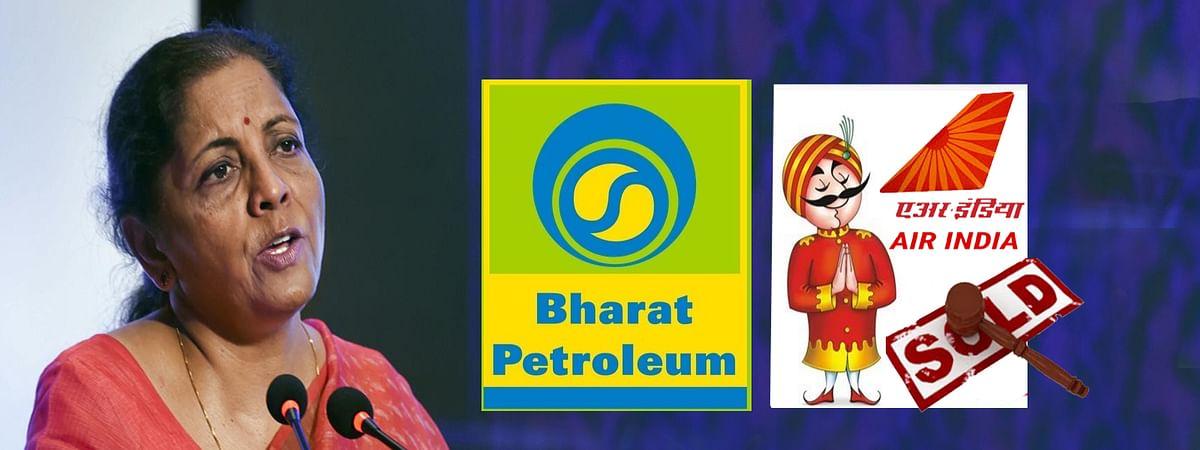 Air India-BPCL Sale