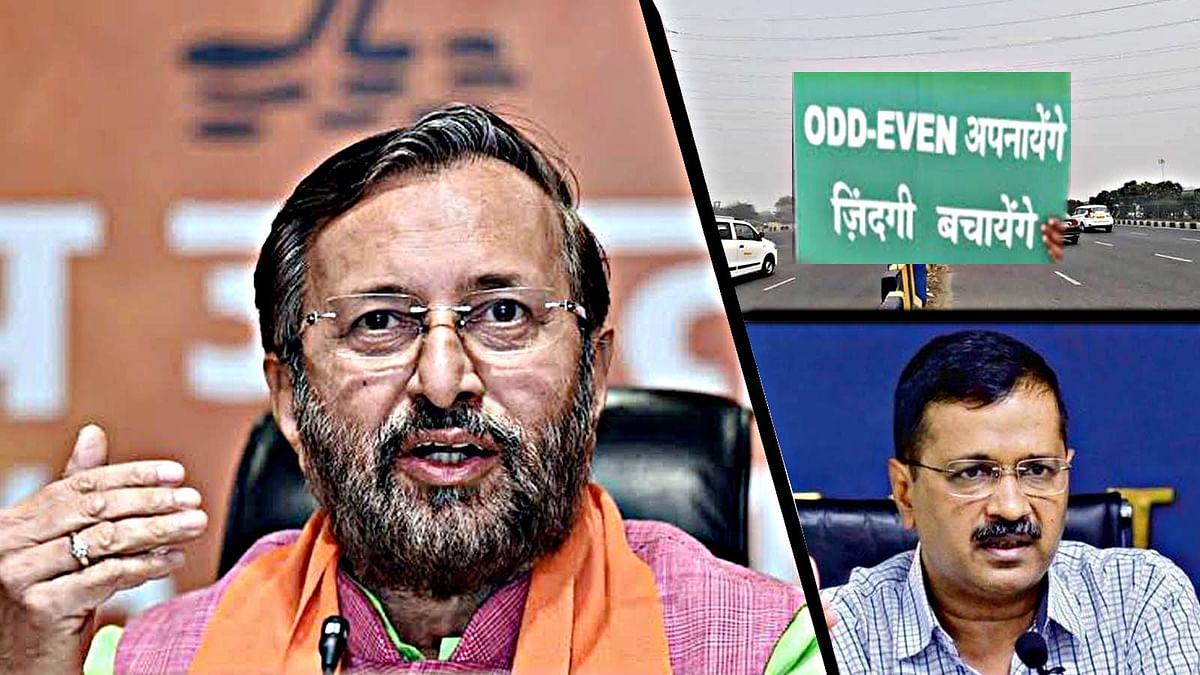 Prakash Javadekar Delhi Pollution