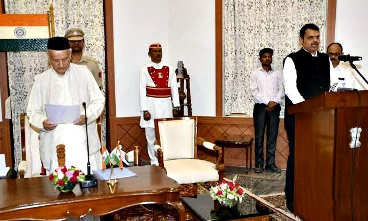 महाराष्ट्र में हुआ राजनीति का अब तक सबसे बड़ा उलटफेर