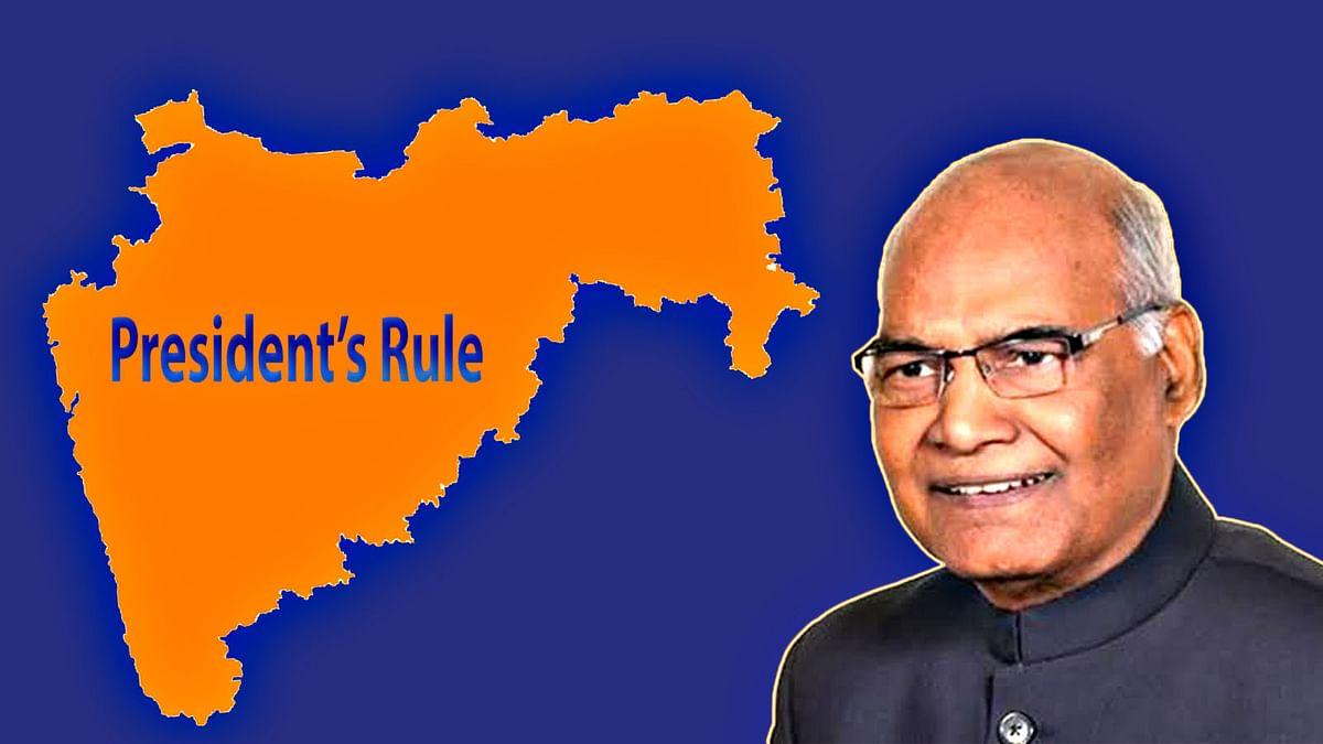 Maharashtra President Rule
