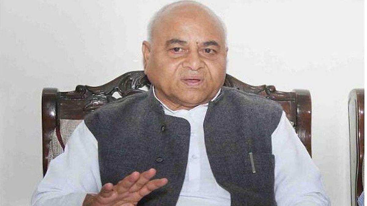 कैबिनेट मंत्री गोविंद सिंह का विवादित बयान