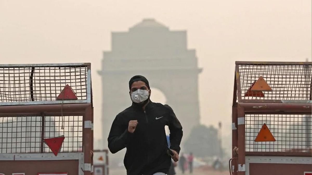 दिल्ली: राजधानी में कोरोना के साथ ही बढ़ रहा प्रदूषण का कहर
