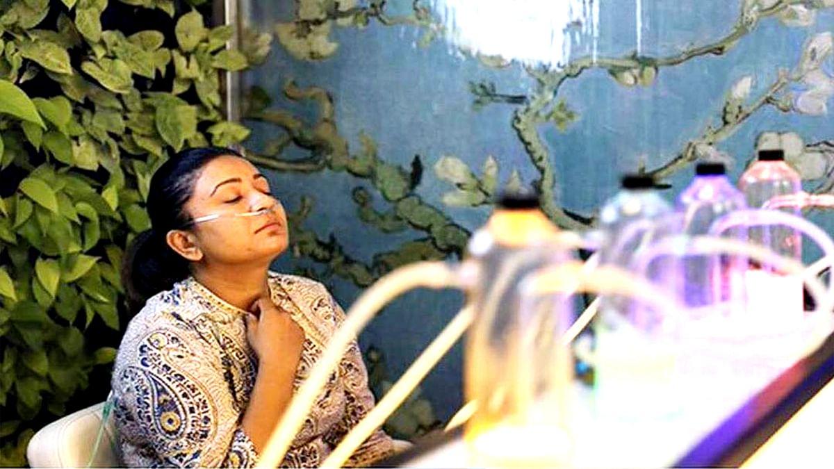 Delhi Oxygen Bar