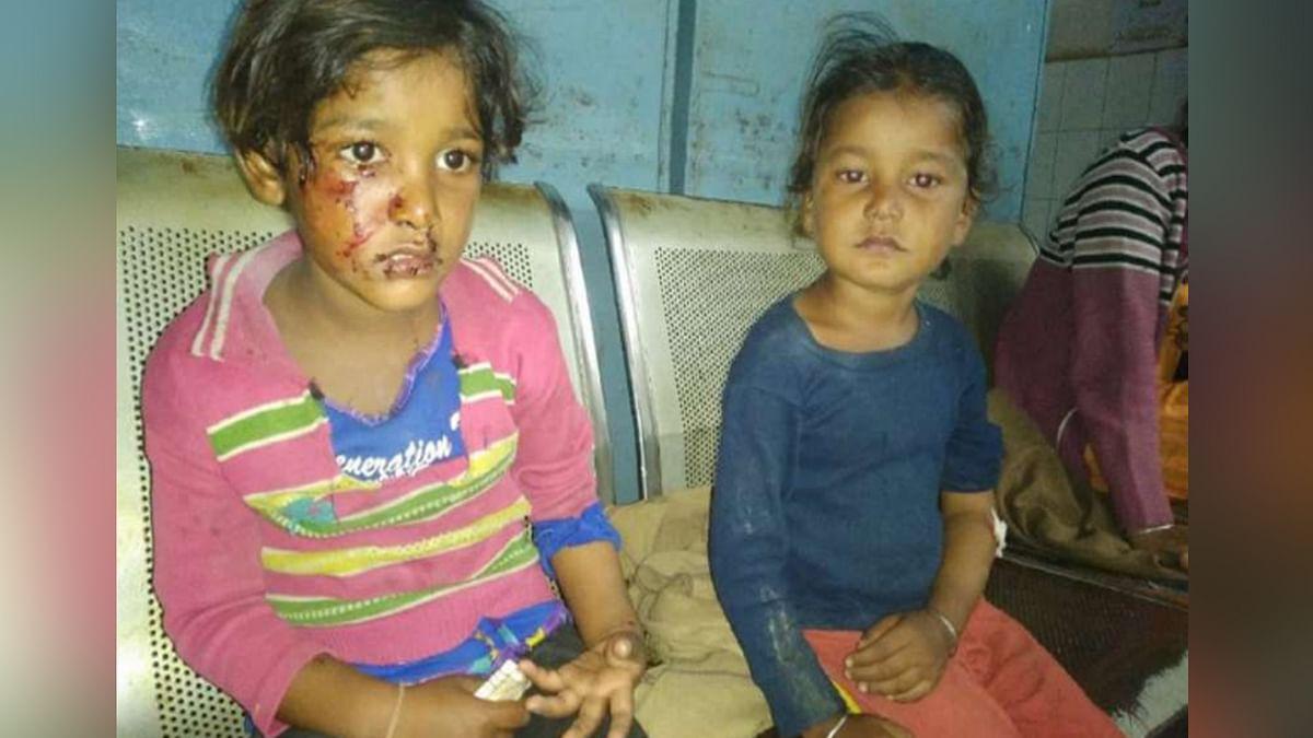 बच्चों पर हमला