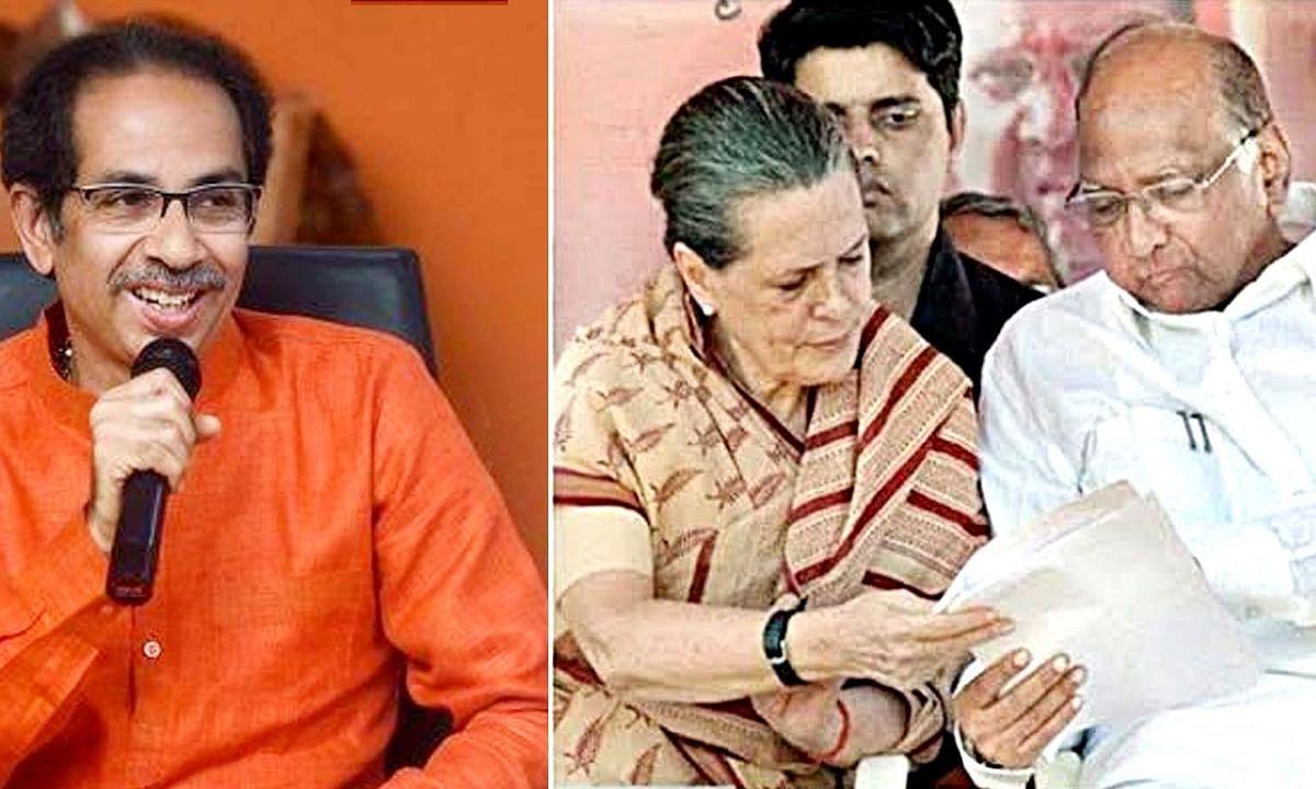 महाराष्ट्र: सबकी नजरें अब शिवसेना-एनसीपी-कांग्रेस पर टिकींं