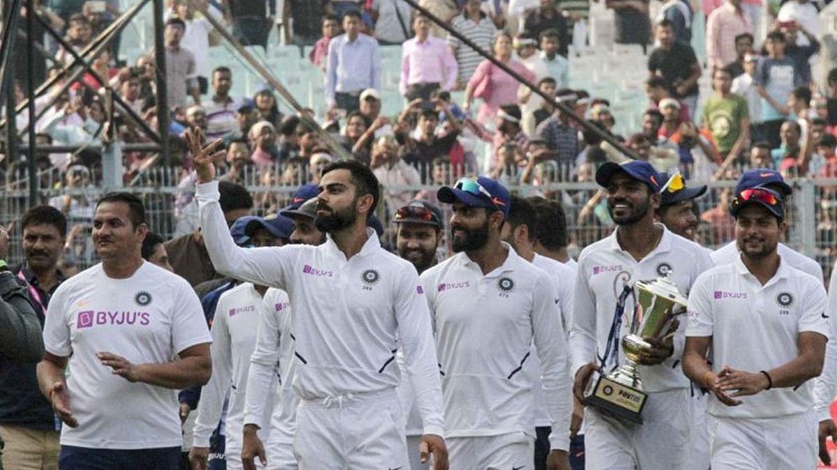 पिंक बॉल टेस्ट में भारत का बांग्लादेश पर 2-0 से क्लीन स्वीप