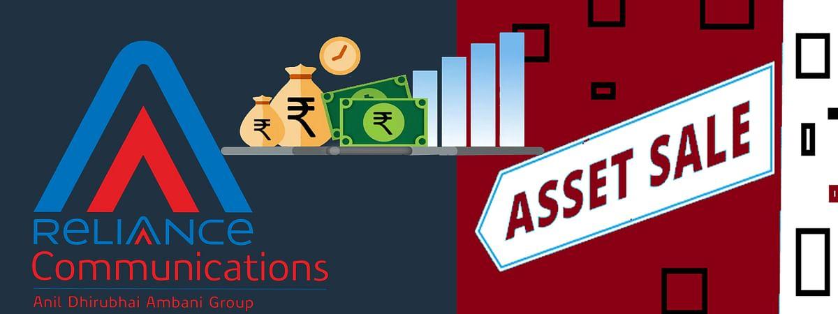 RCom Assets Sale Prosess