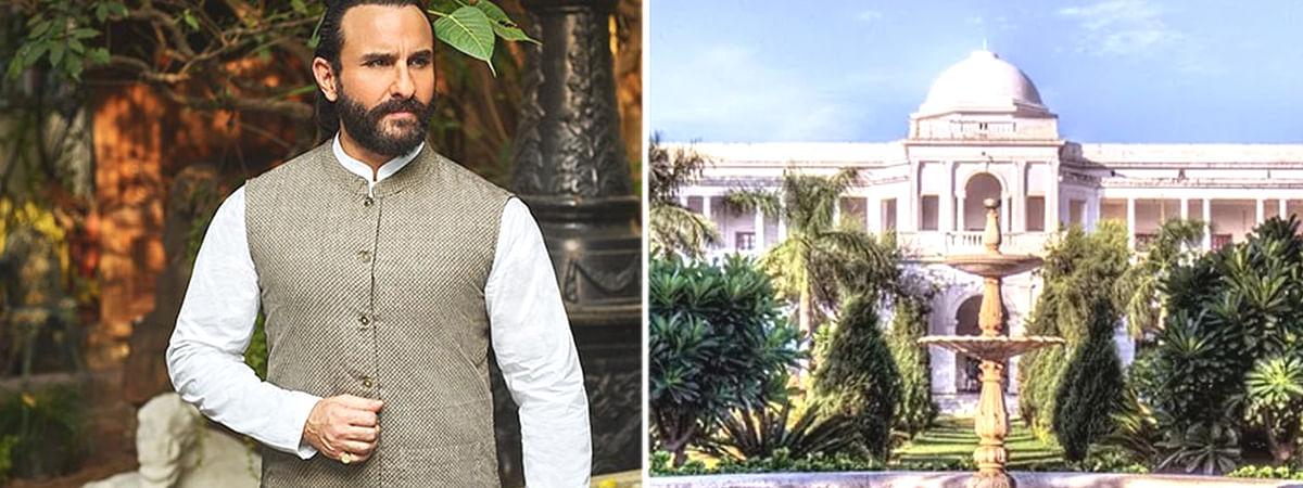 सैफ अली खान को पटौदी पैलेस के लिए चुकानी पड़ी थी मोटी रकम