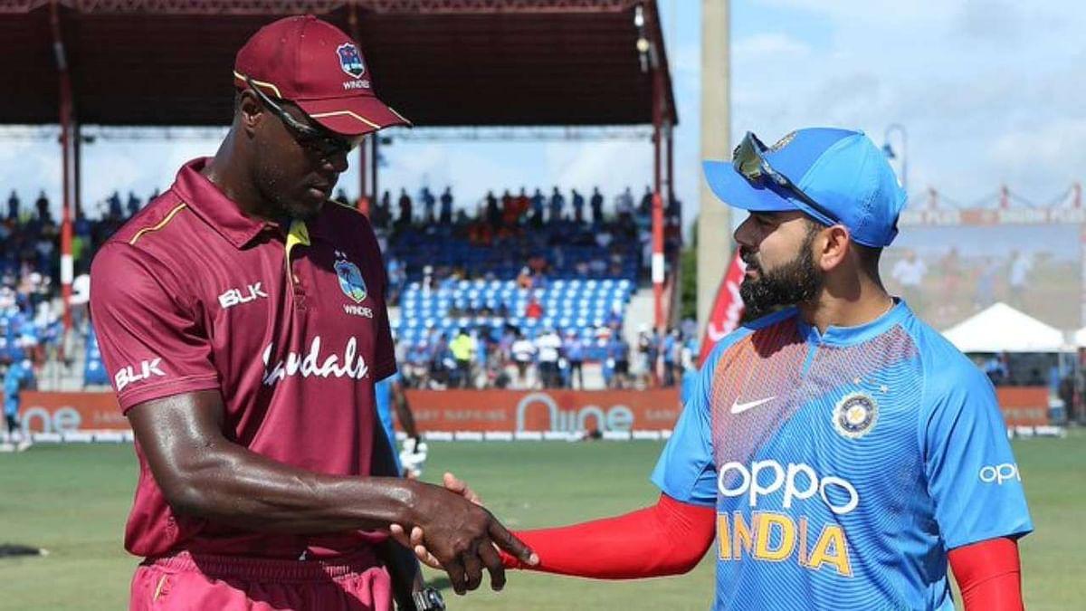 IND Vs WI : पहला T20 अब मुंबई में नहीं हैदराबाद में होगा