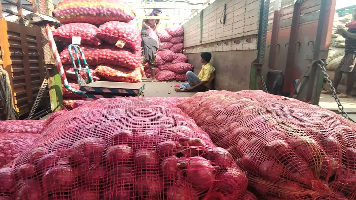 Onions Import from MMTC