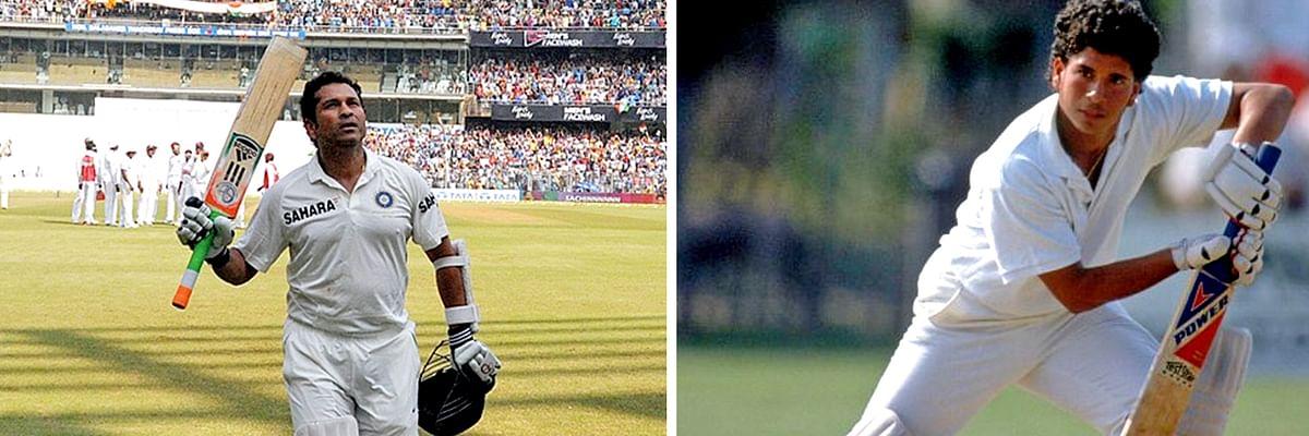 आज ही के दिन सचिन तेंदुलकर के क्रिकेट जगत में कदम और अलविदा