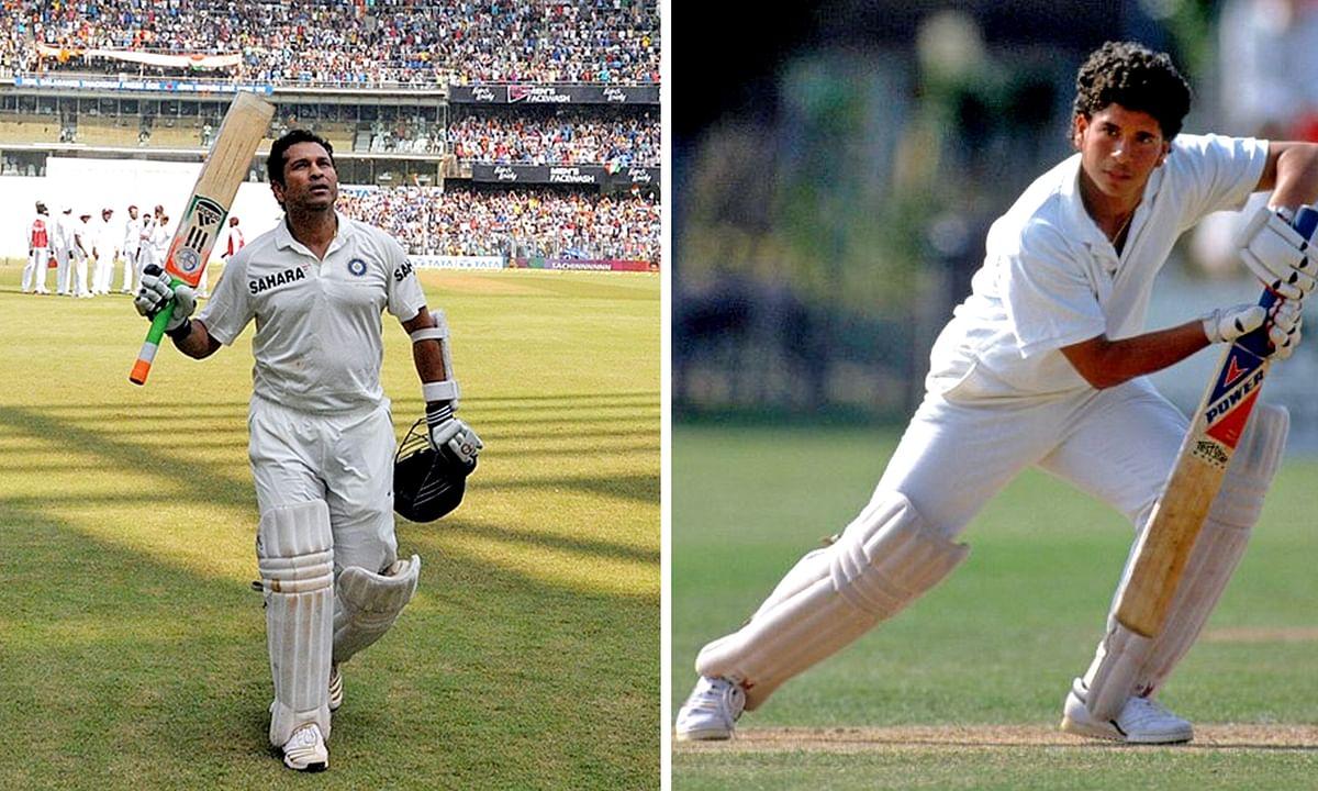 आज ही के दिन सचिन तेंदुलकर का क्रिकेट जगत में कदम और अलविदा