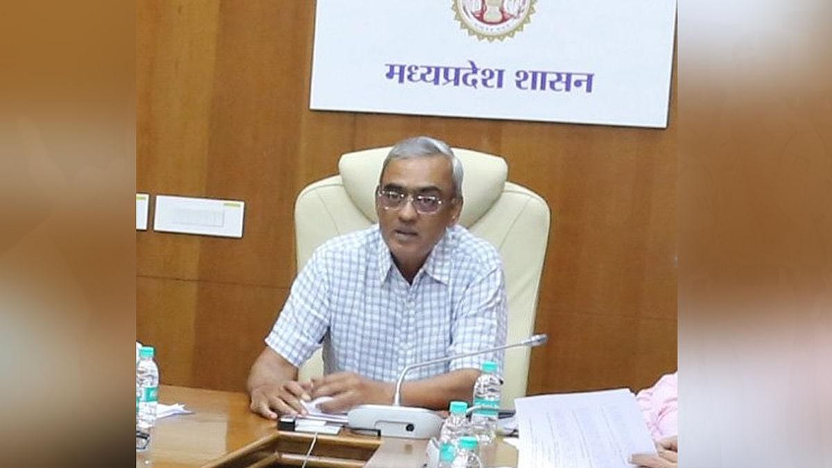 मुख्य सचिव मोहंती ने विभागों के अधिकारियों की बुलाई बैठक