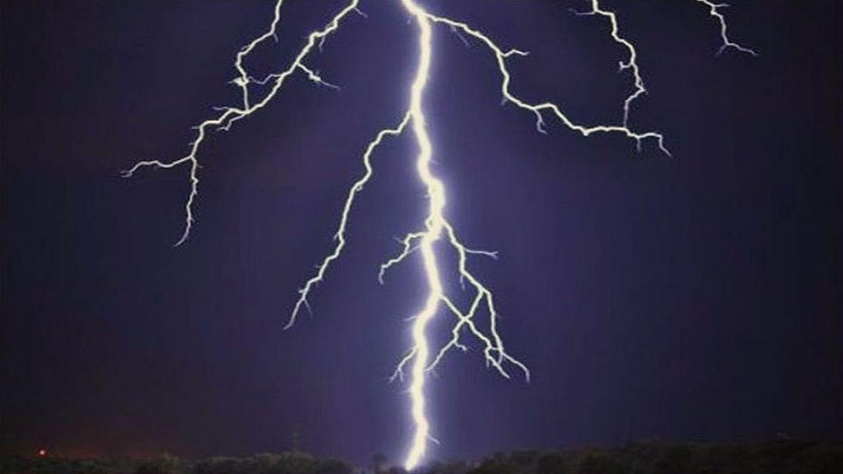 बड़वानी: आसमानी बिजली के कहर से तीन की मौत