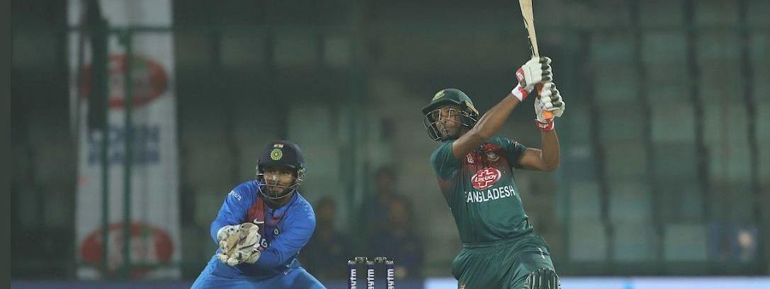 बांग्लादेश ने किया उलटफेर,भारत को मिली पहली T20 शिकस्त