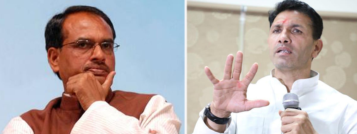 कैबिनेट मंत्री पटवारी ने पूर्व मुख्यमंत्री पर साधा निशाना
