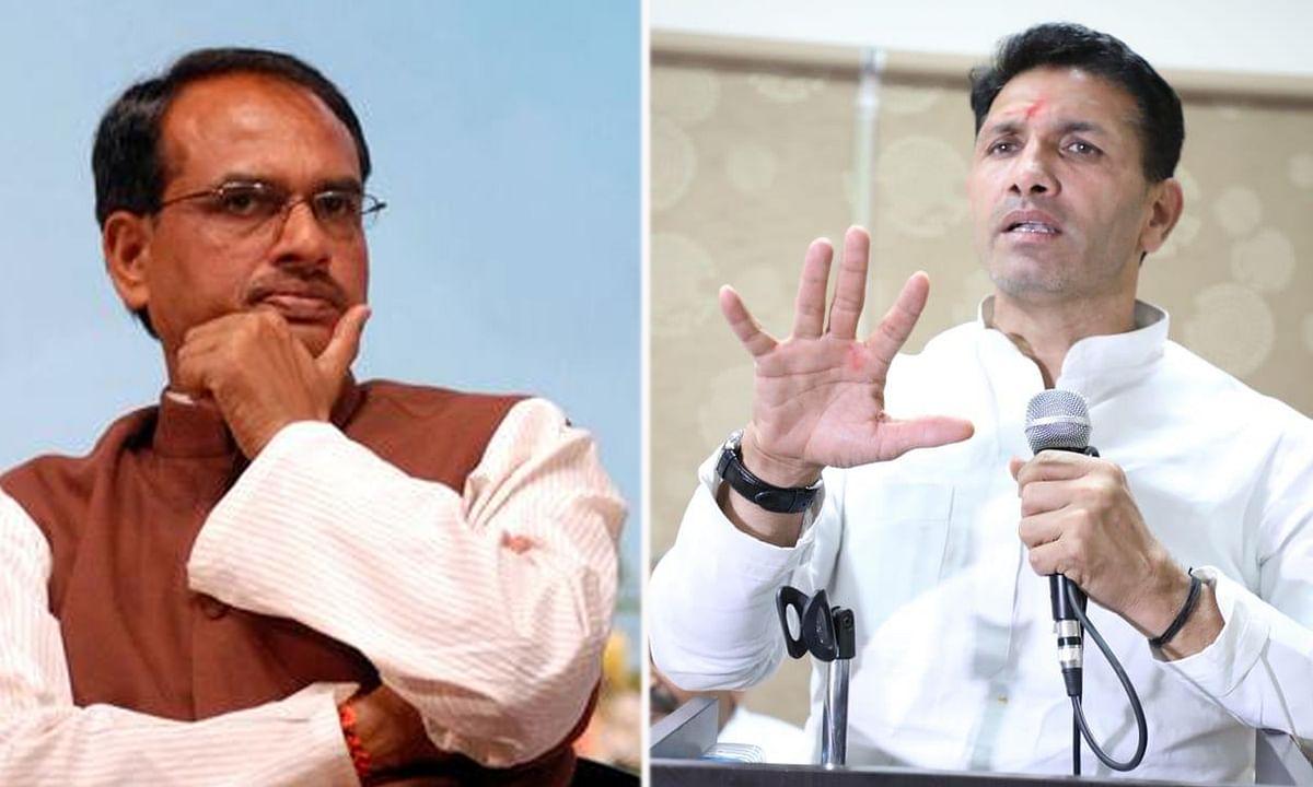 भोपालः कैबिनेट मंत्री पटवारी ने पूर्व मुख्यमंत्री पर साधा निशाना