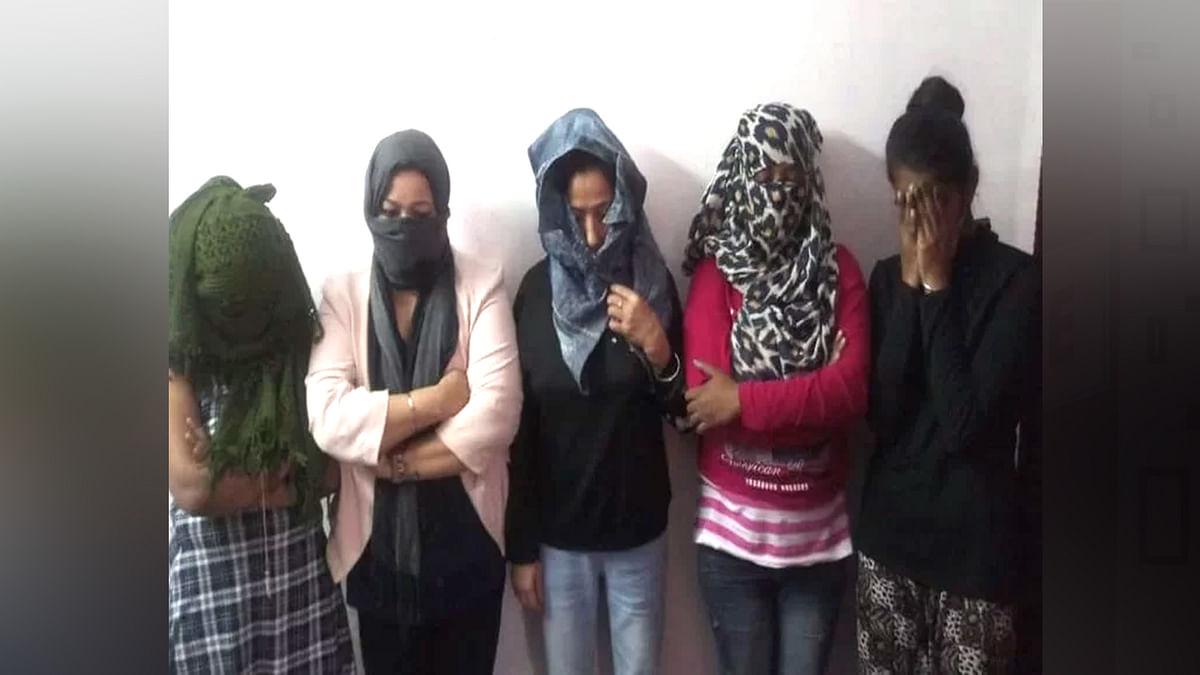 उत्तर प्रदेश: सोशल साइट्स के जरिए चल रहे सेक्स रैकेट का खुलासा